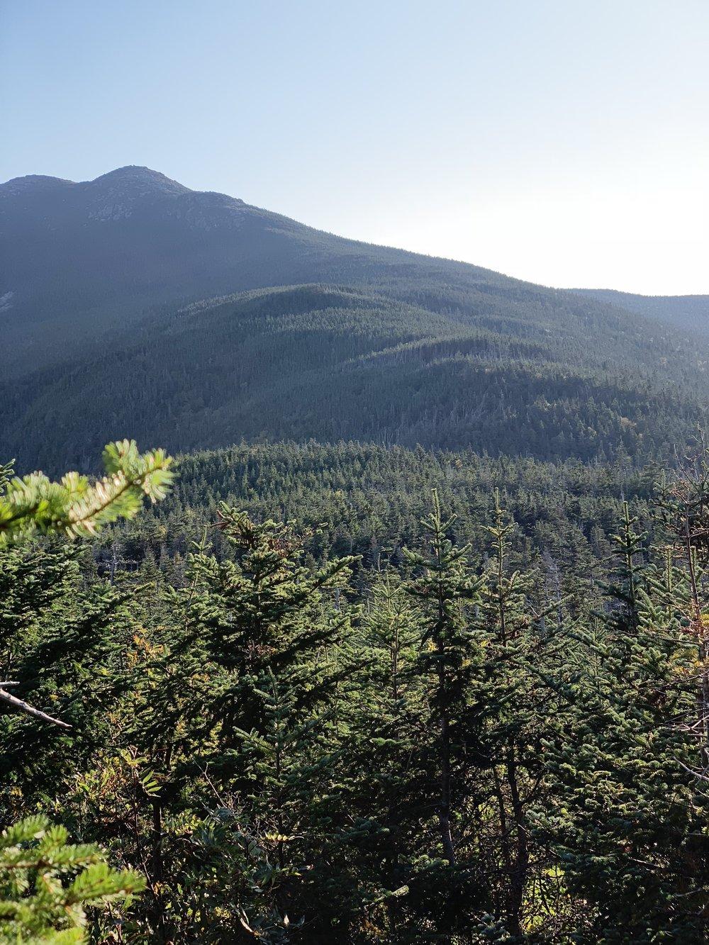 Mount Lafayette.