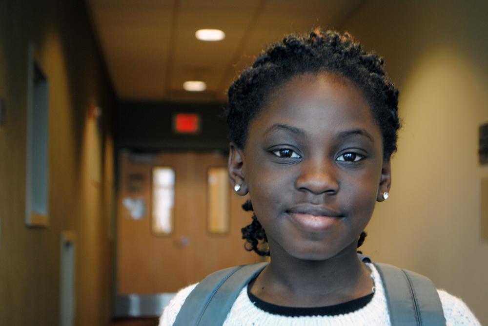 Zion, Age 8
