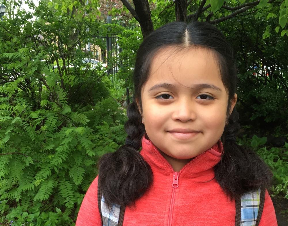 Miranda, Age 6