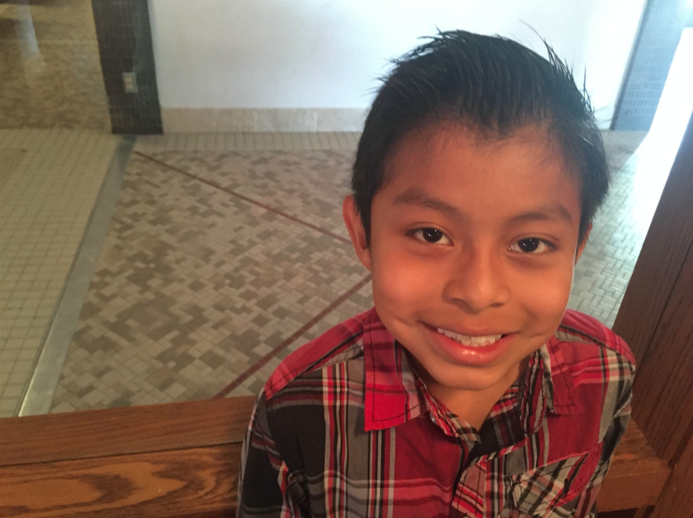 Jose Michael, Age 8