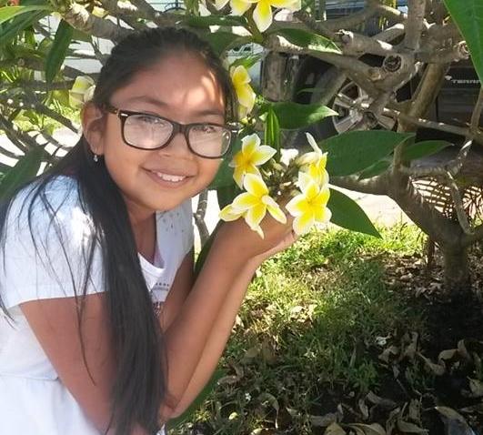 Jasmine, age 10