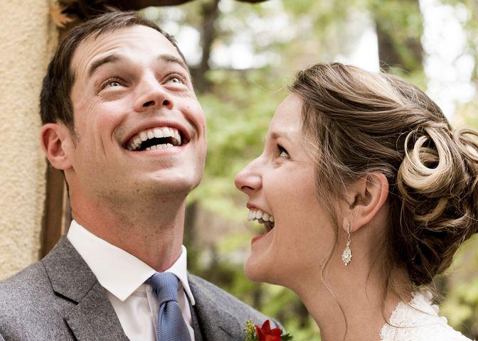 We Love our wedding photos! - Meredith + Christian