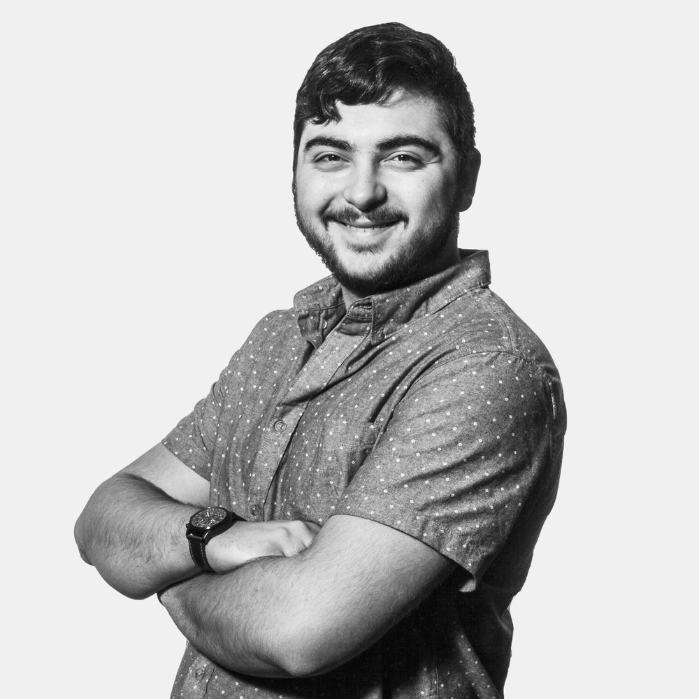 JACOB KISSAMIS  CREATIVE TEAM  Can eat a large pizza in an unspeakable amount of time.  Was considered an international student even though he is from the U.S.