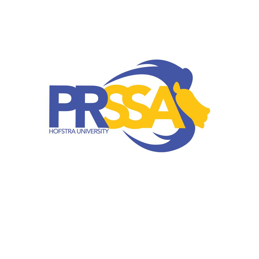 Alternative Hofstra PRSSA logo