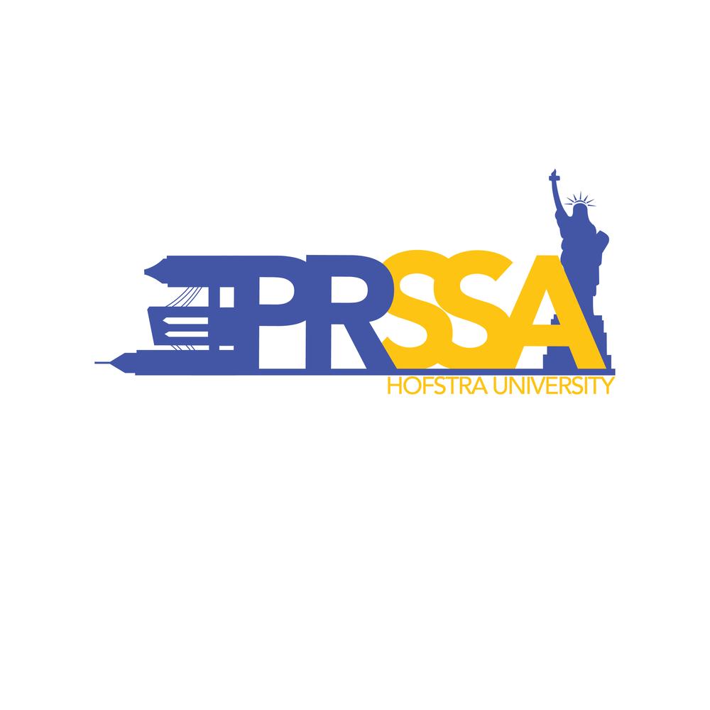 Hofsta PRSSA's Logo