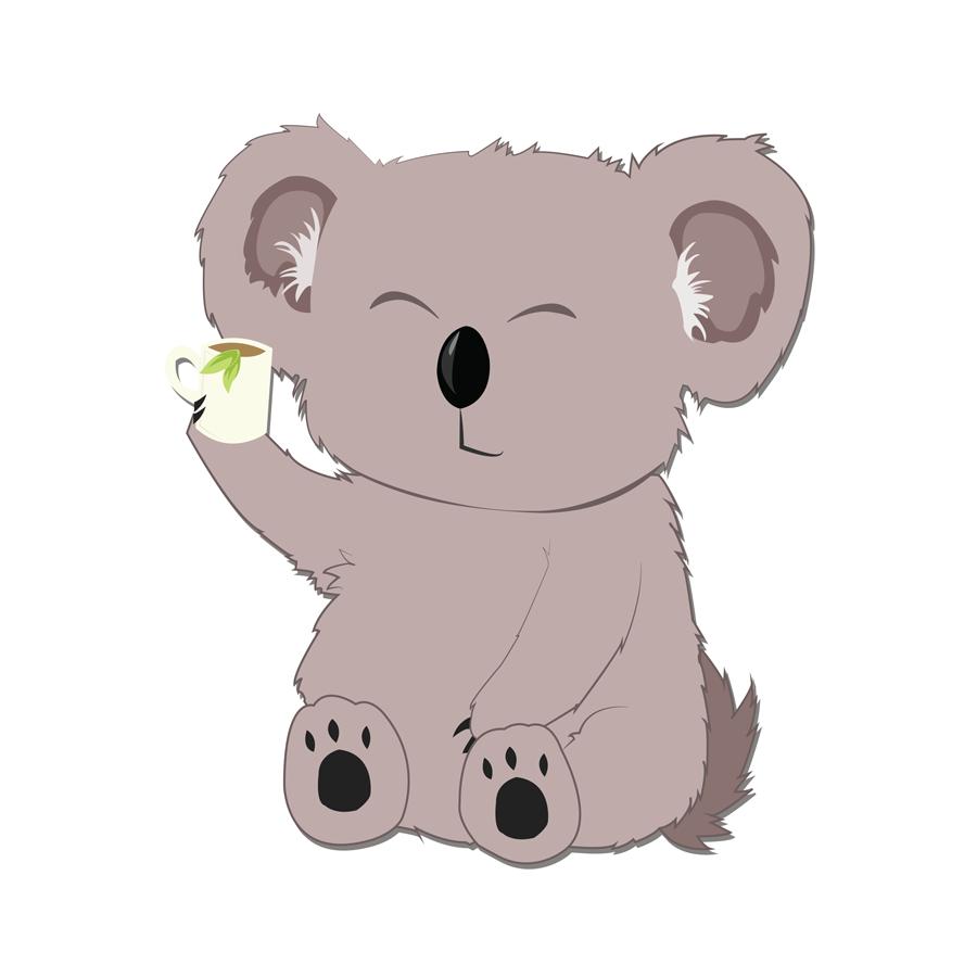 Sophisticated Koala