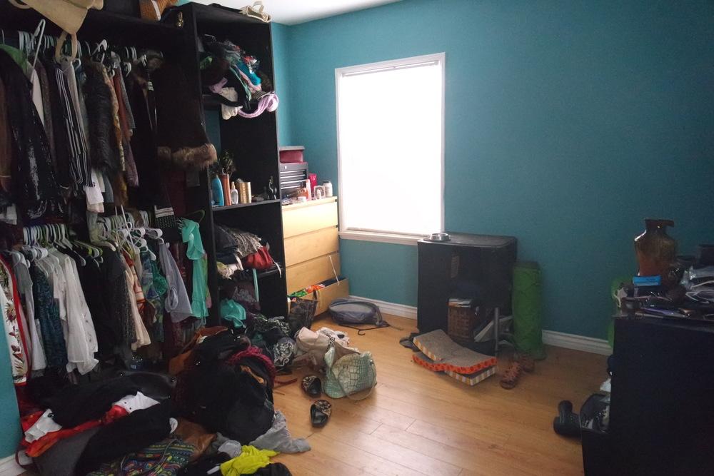 Before - Closet 1