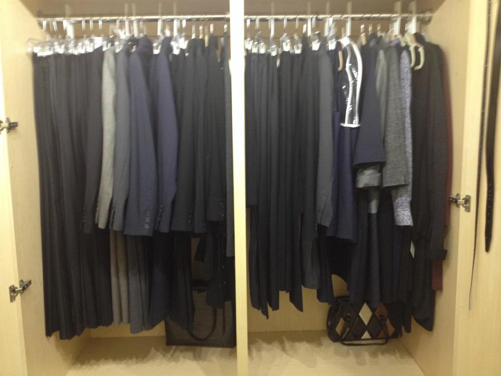 Corporate Suit Capsule