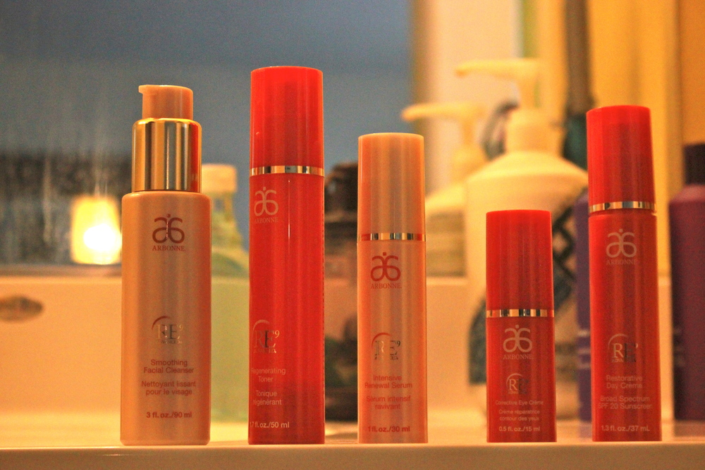 Arbonne Skincare Review and Interview with Sheila Touchstone