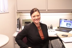 Barbara Seabolt, First Week On The Job-- December 2014!!