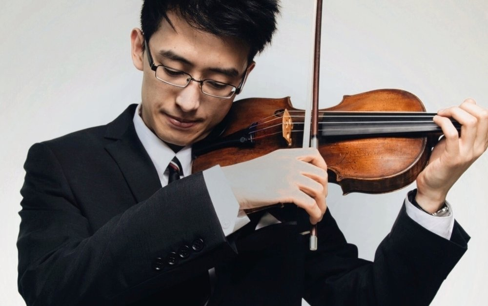 CHEHO| Artistic Director - CheHo was invited to perform at President Barack Obama's Inaugural Luncheon in 2013, and has appeared at Carnegie Hall, the United Nations, classrooms and hospitals across the globe.One of his proudest moments was seeing the burst of joy from a 2nd grader when she learned to make a sound from the violin.