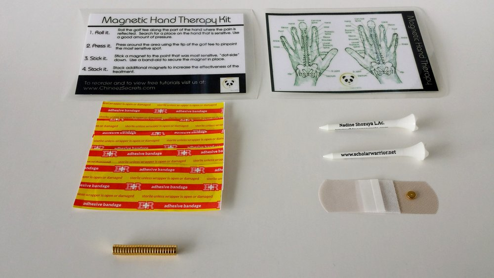 Magnet Therapy Kits - Only Available at Scholar Warrior