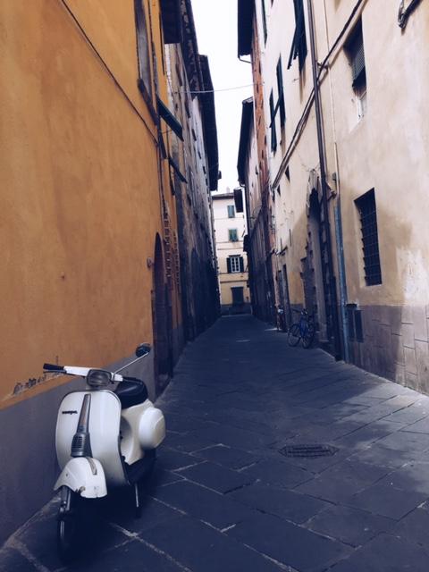 Quaint alleyways for strolling