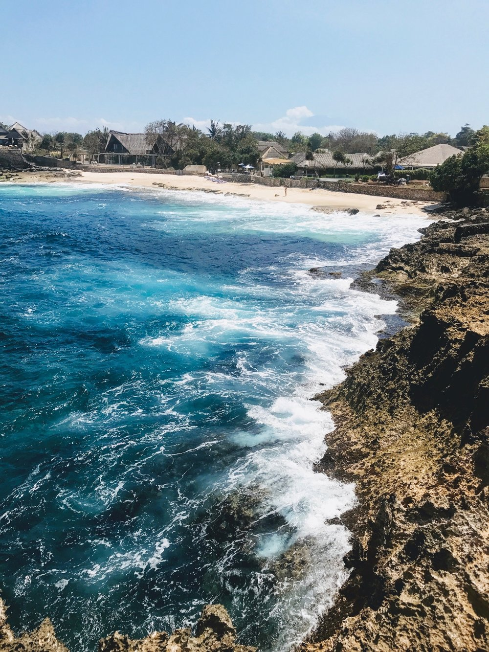 Why You Need to Visit the Nusa Islands: Sandy Bay Beach