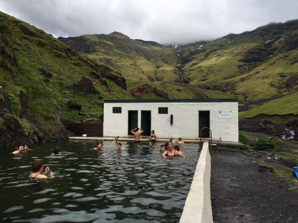 Seljavallalaug-Pool