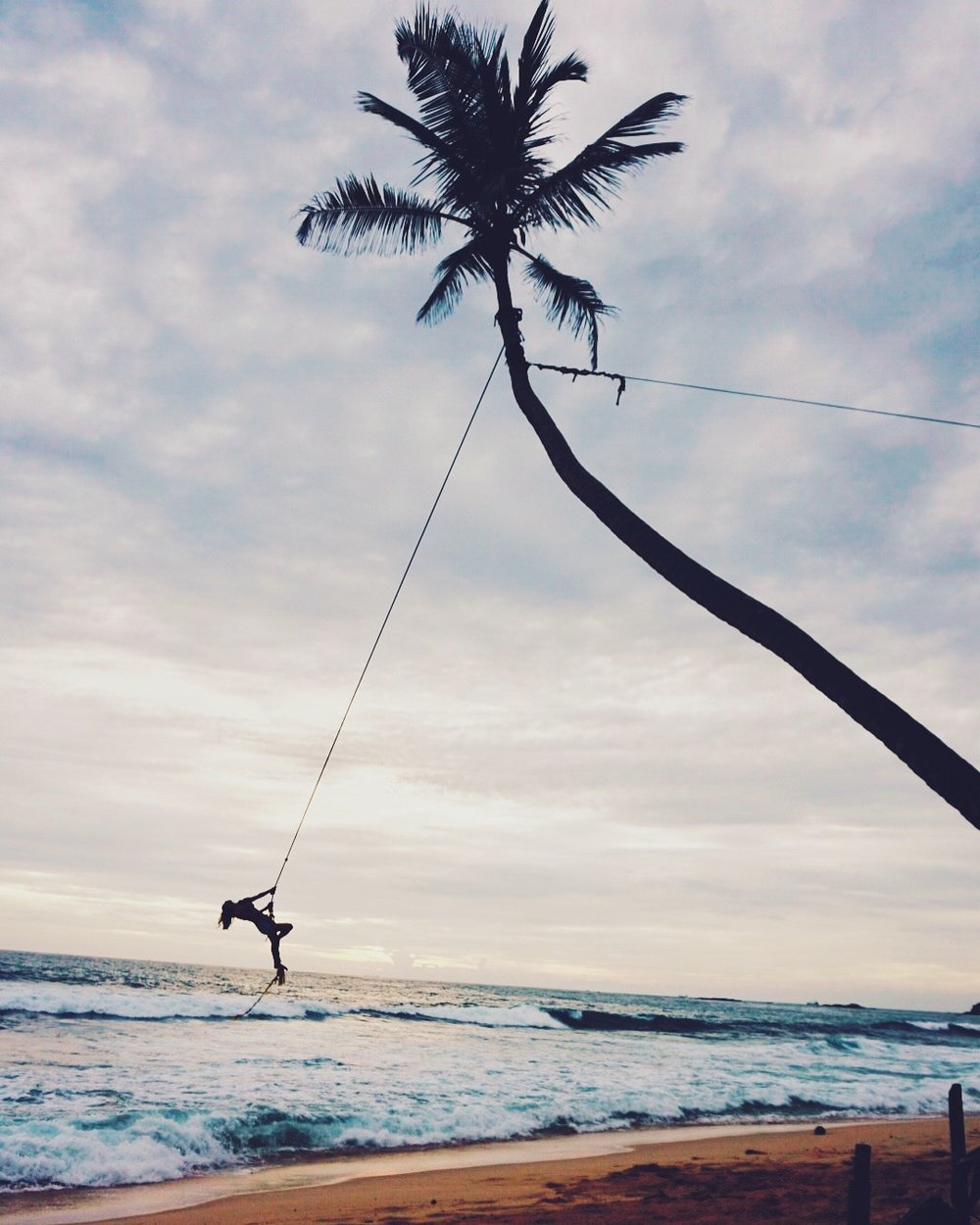 the famous instagram swing in sri lanka itinerary