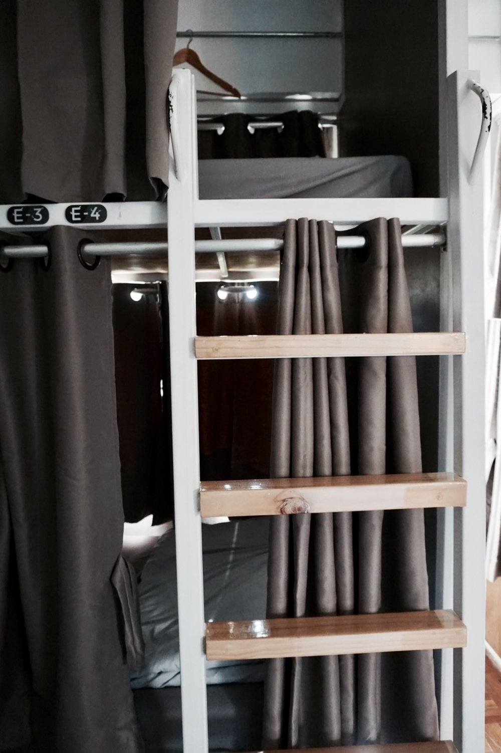 Haus Hostel, Chiang Mai, bunk beds
