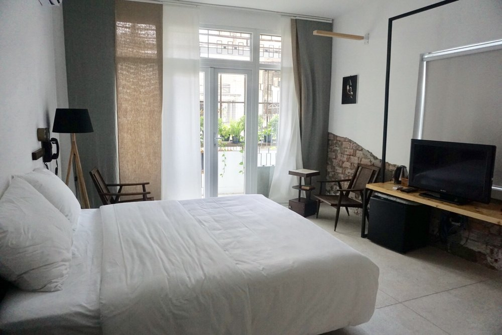 The best place to stay in Ho Chi Minh City, Tomato Projects Apartment