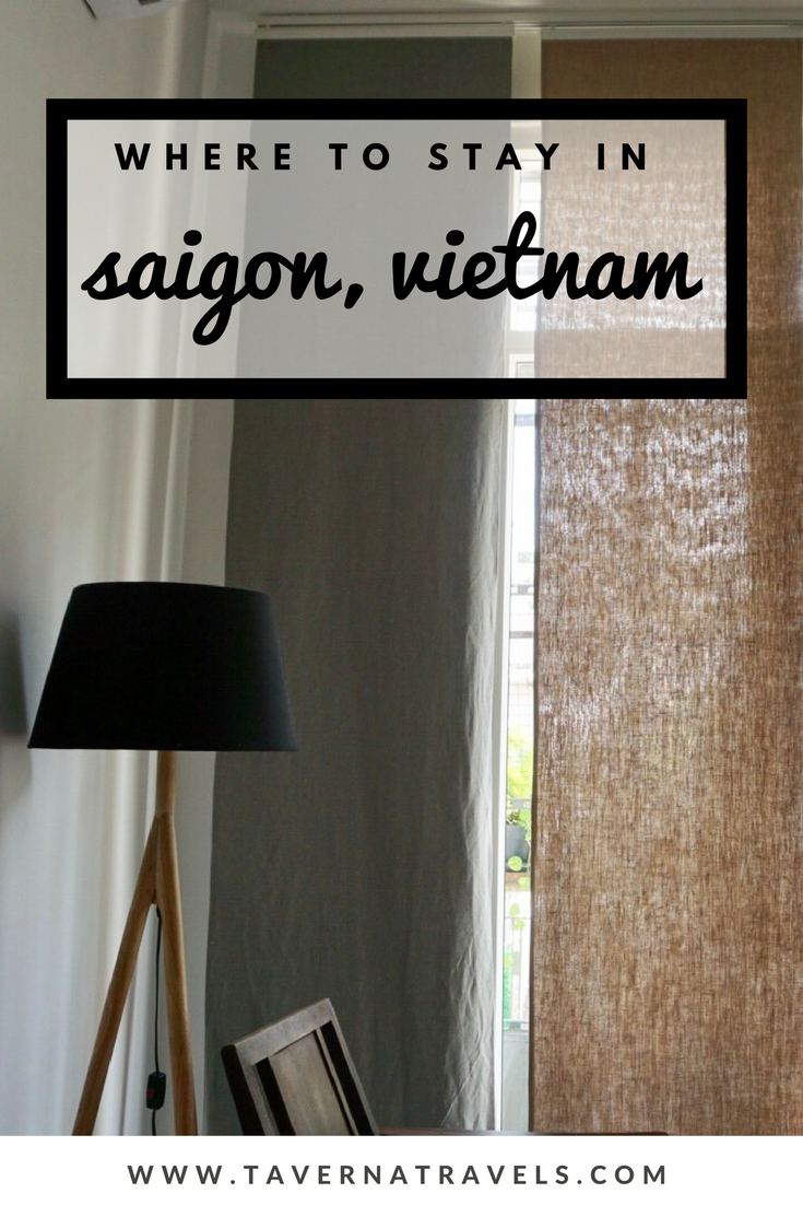 The best place to stay in Ho Chi Minh City - Saigon, Vietnam, cutest studio apartment