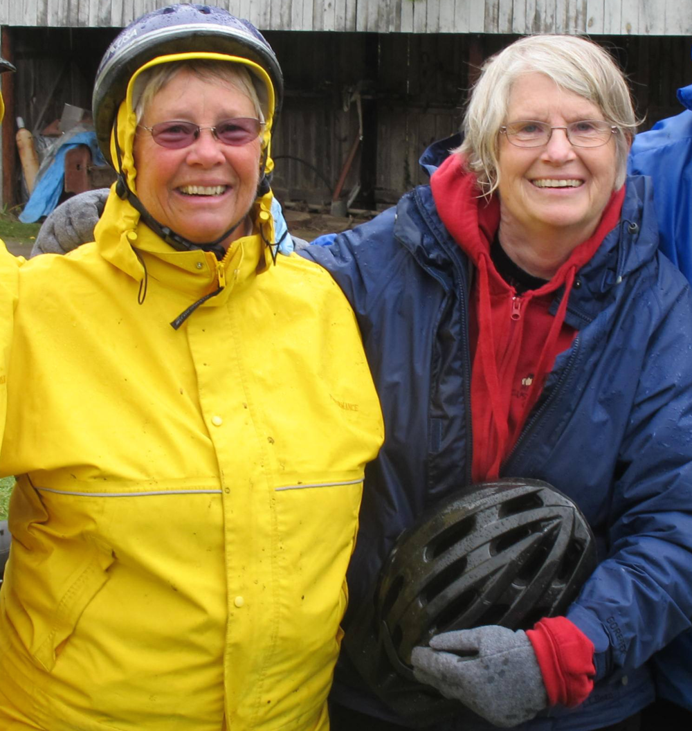 Cindy and Sally, co-accountants