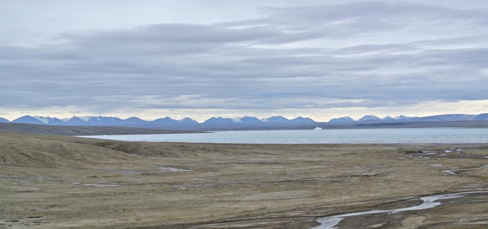 Sawtooth Mountains, Ellesmere Island, Nunavut