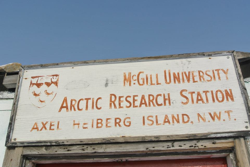 Finally made it to the McGill Arctic Research Station.