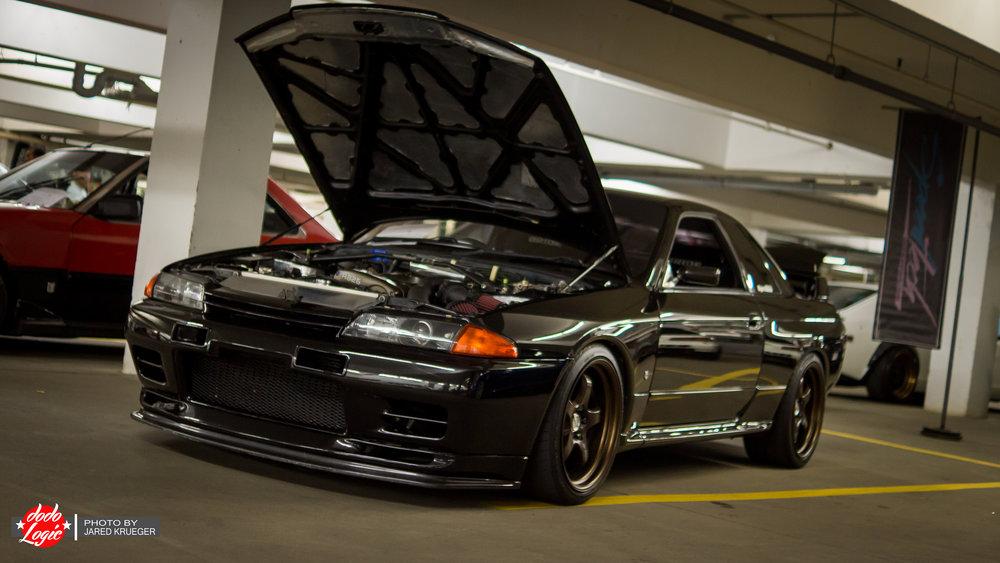 Ron's R32 Nissan Skyline GTR