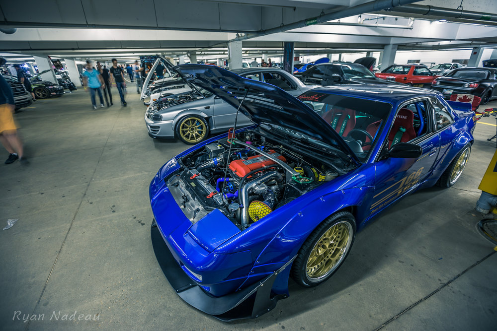 Best S-Chassis: S13 Nissan 240SX