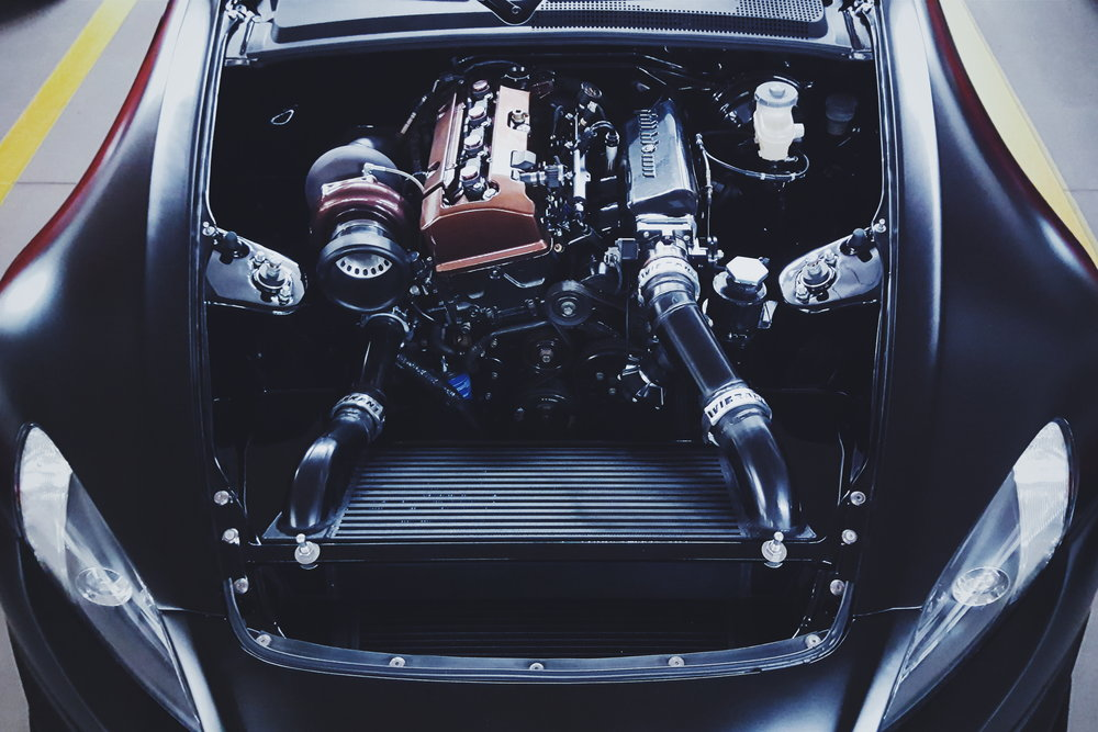 Best Engine Bay: AP1 Honda S2000. Owner: Chad (Photo by @RLouis110)