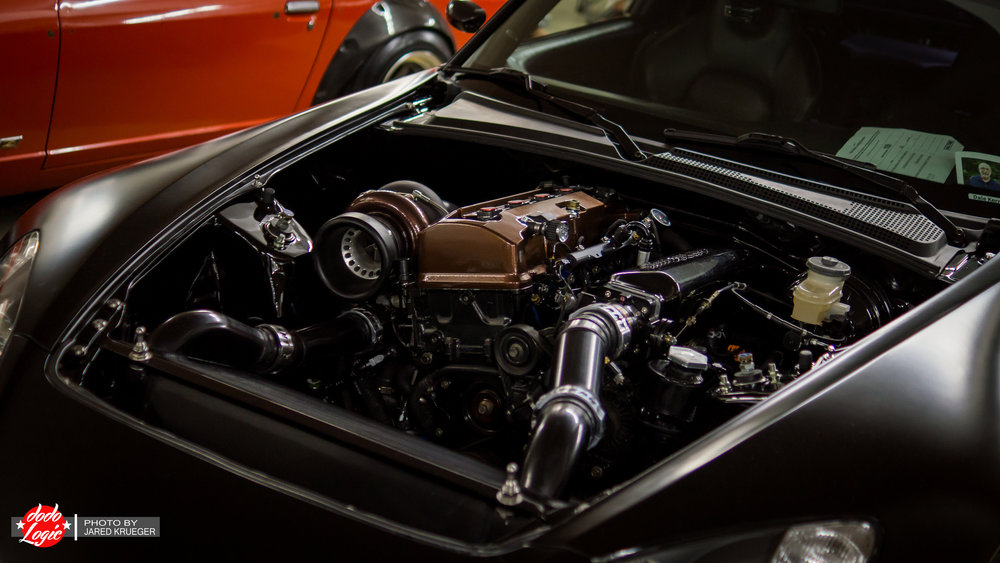 Best Engine Bay: AP1 Honda S2000. Owner: Chad