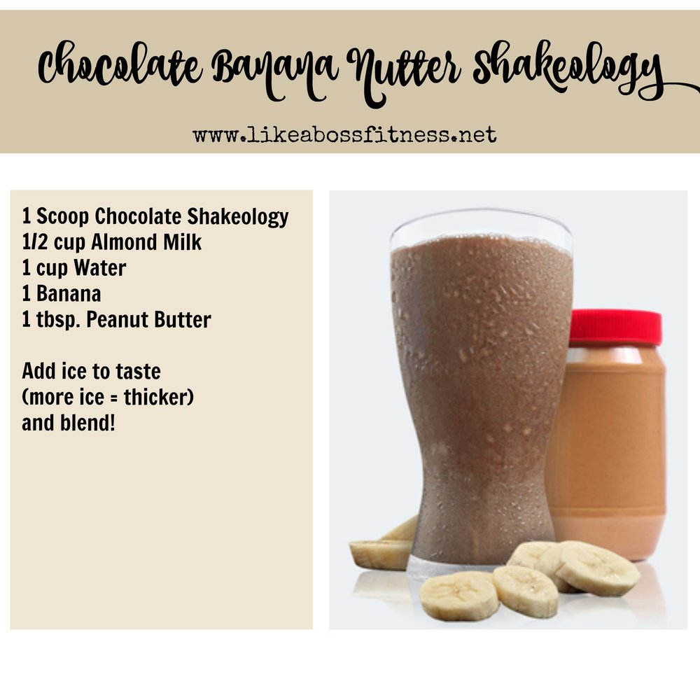 Shakeology Recipes — Monica Cummings