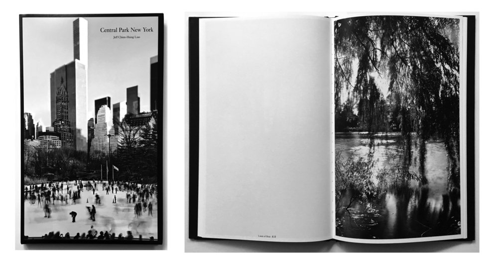 © Jeff Liao. New York Central Park: 24 Solar Terms.