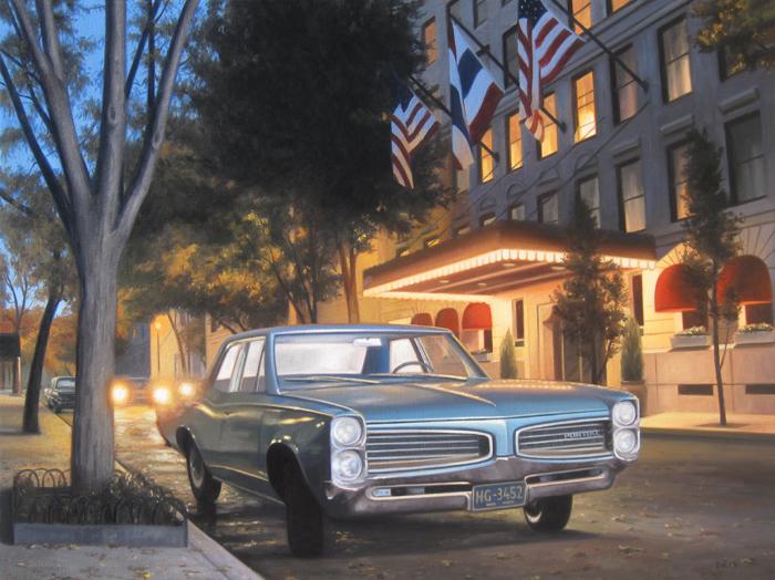 New York Pontiac