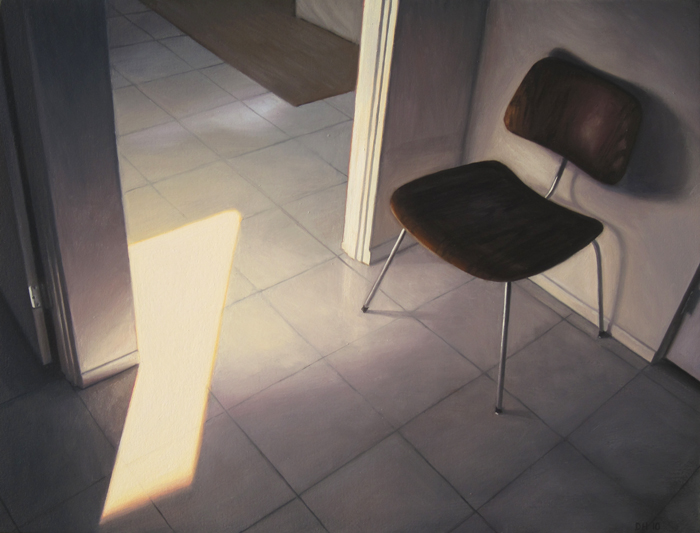 Chair In Shadow