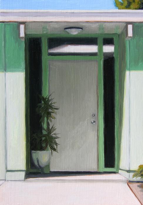 Eichler Door #5