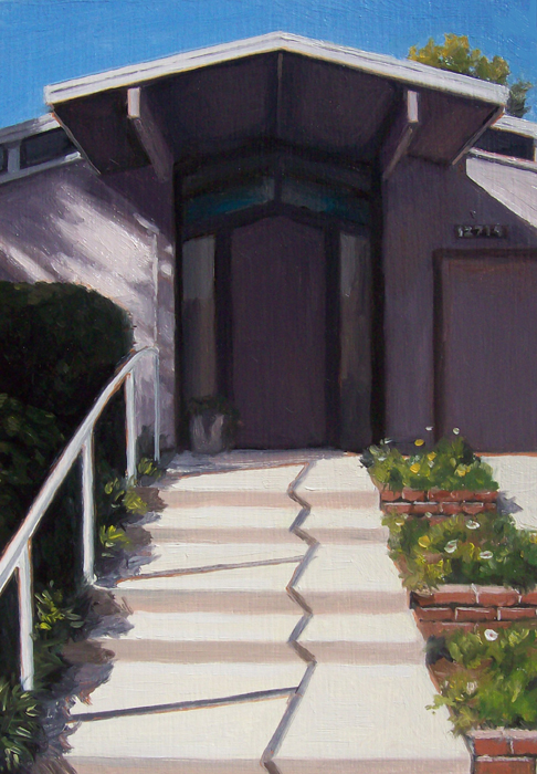 Eichler Door #8