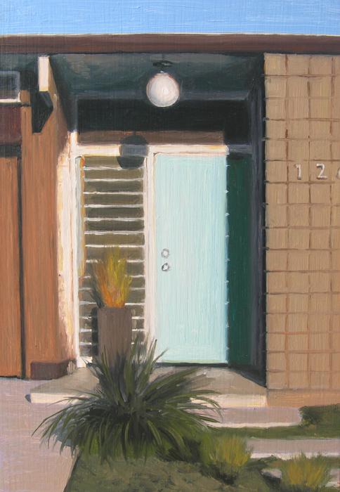 Eichler Door #3