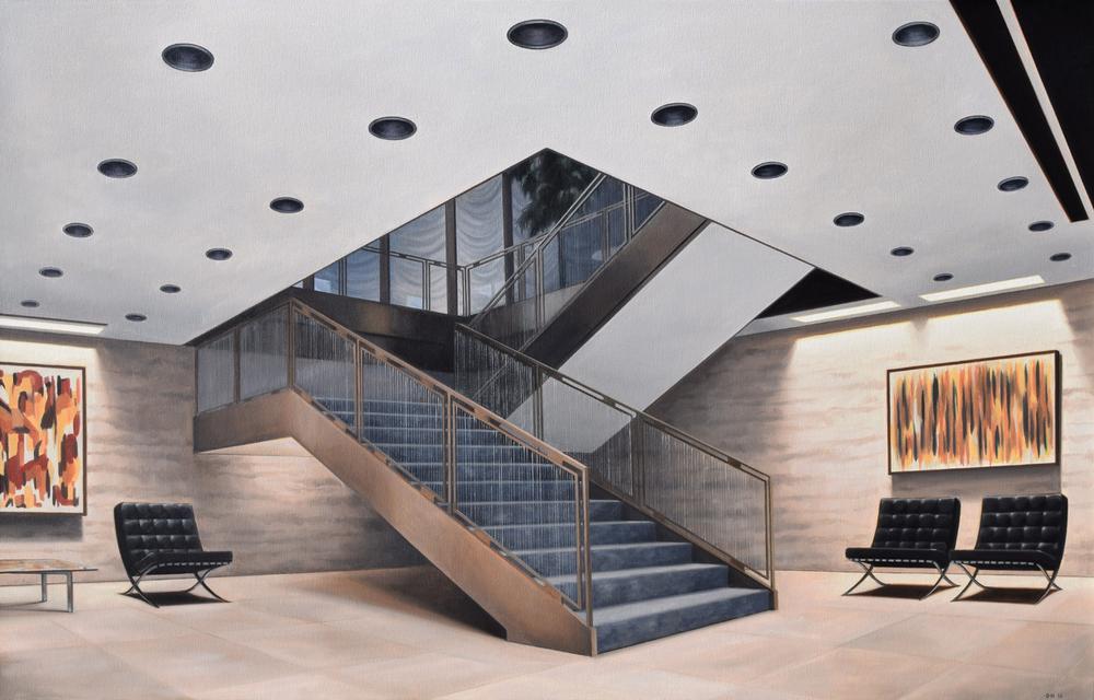 Four Seasons' Stairway