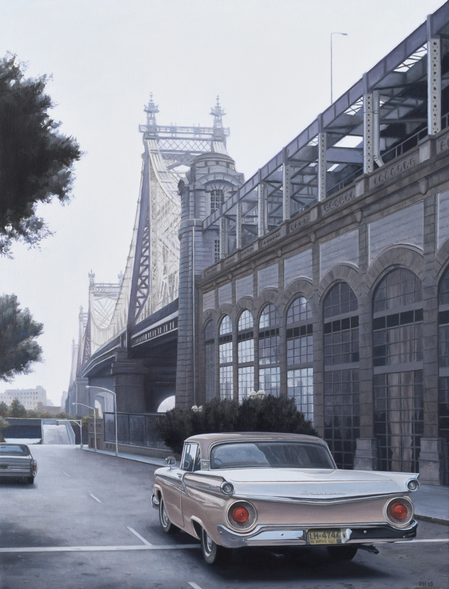 Queensboro Bridge and Ford