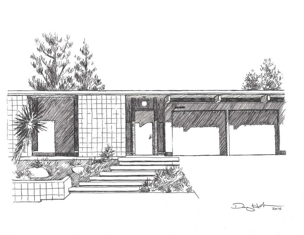 Eichler Drawing 2