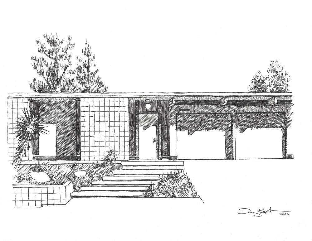 Eichler Drawing 2