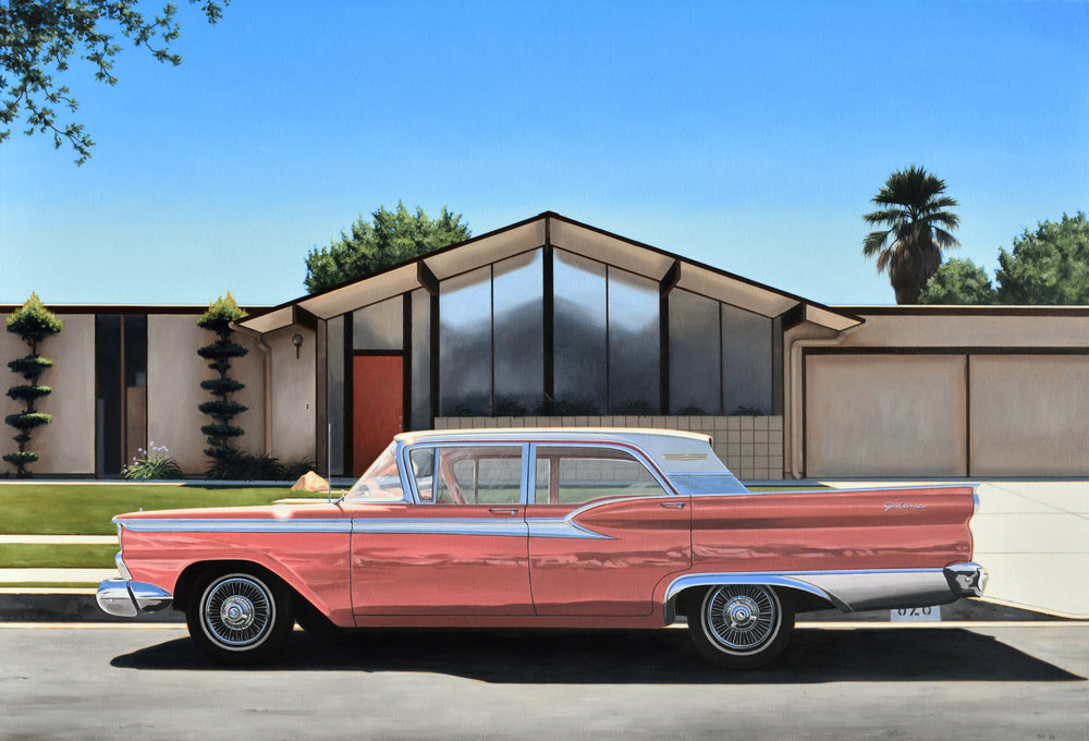 Eichler With Galaxie