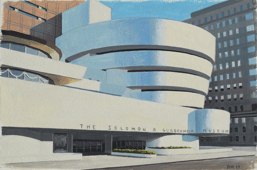 Guggenheim Study 1