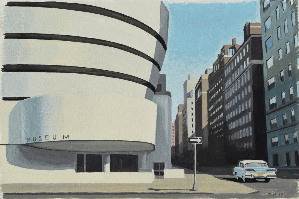 Guggenheim Study 2
