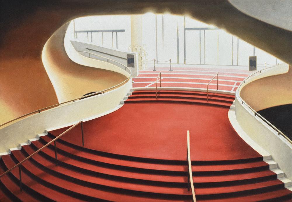 Met Stairway