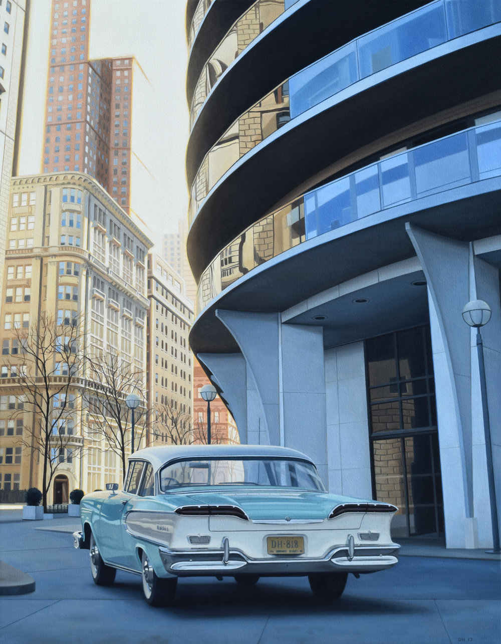 Edsel In The City