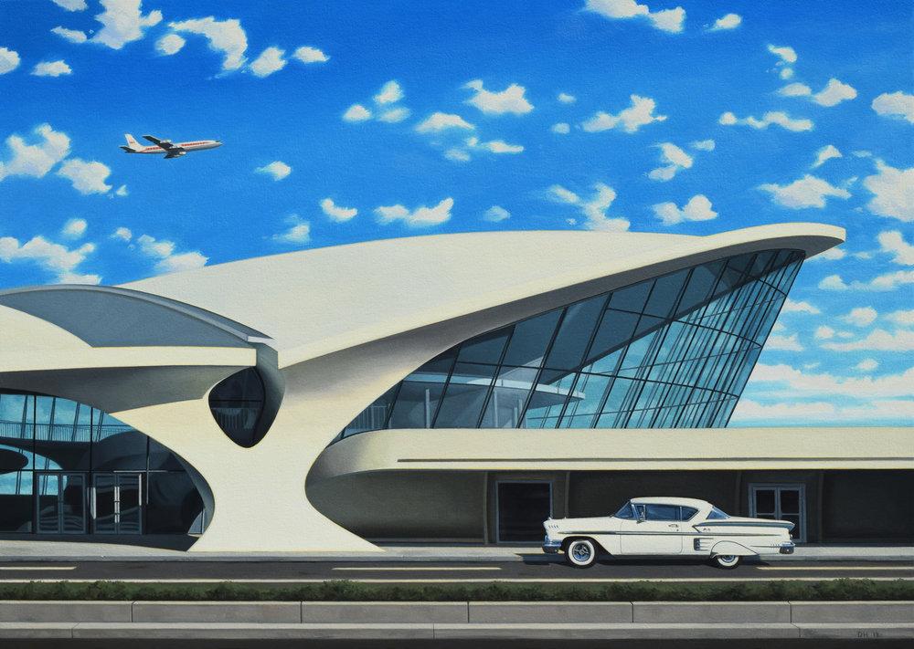 TWA Terminal and Impala