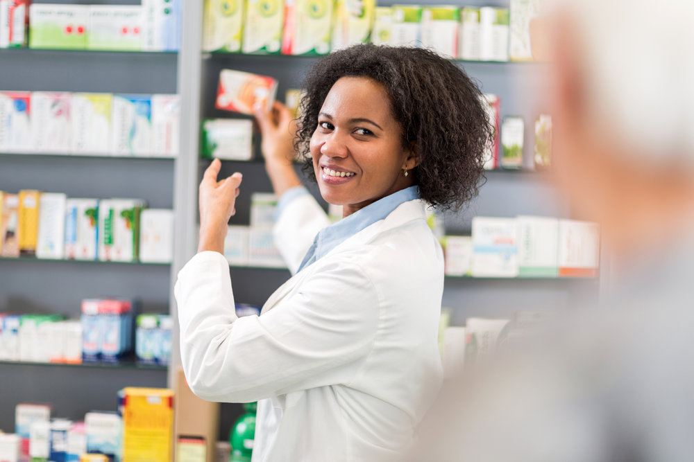 Pharmacy  Providing discounted pricing to qualified patients.