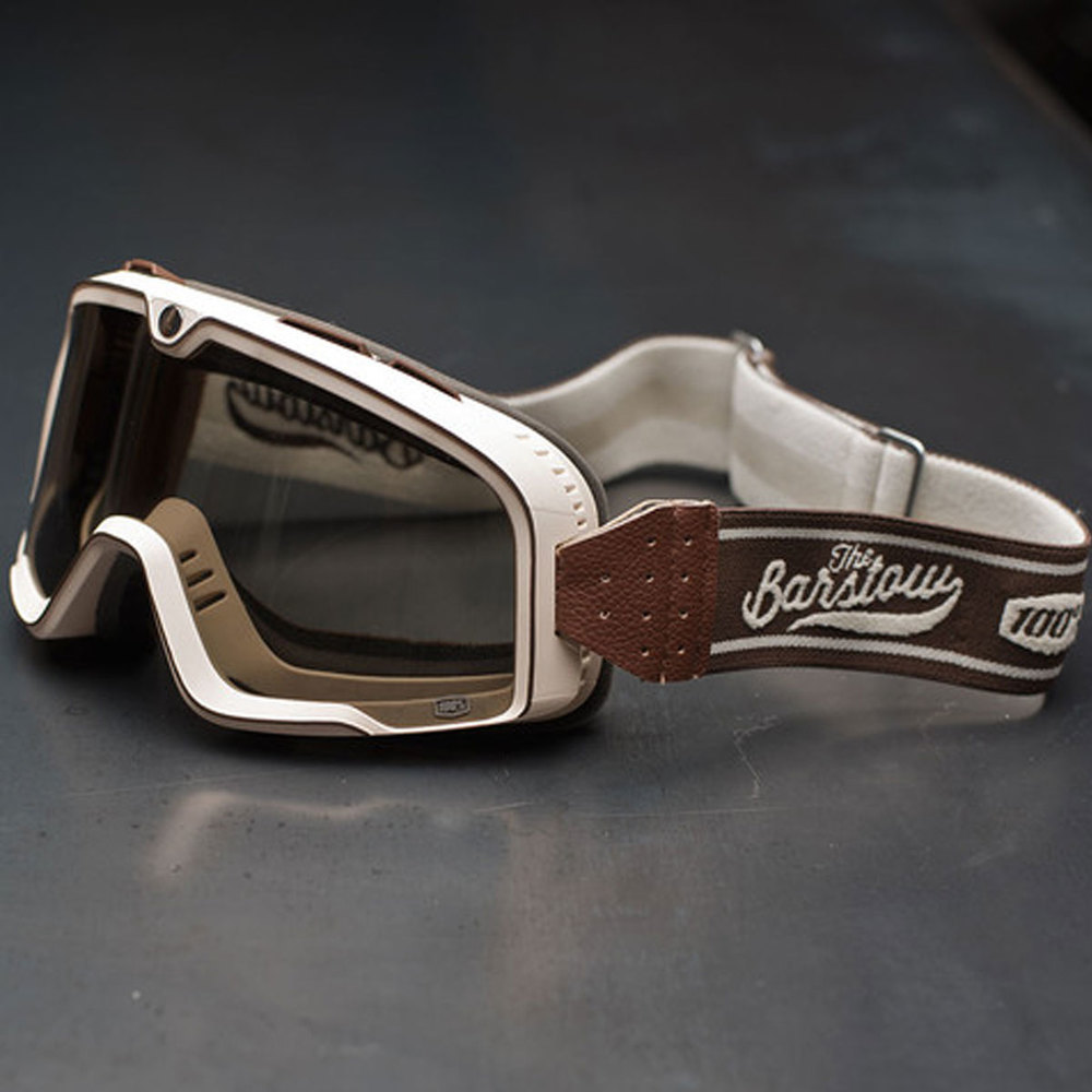 100% RACING BARSTOW GOGGLE - Coming soon