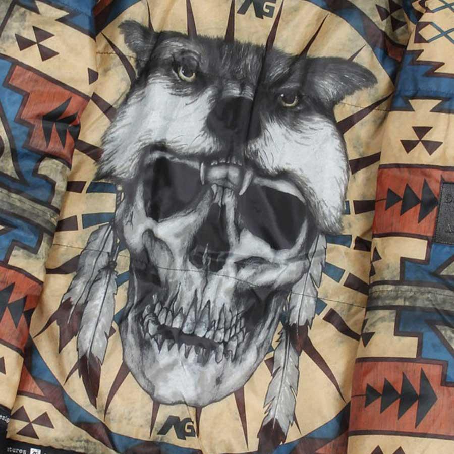 ANALOG Danny Davis Jacket liner print